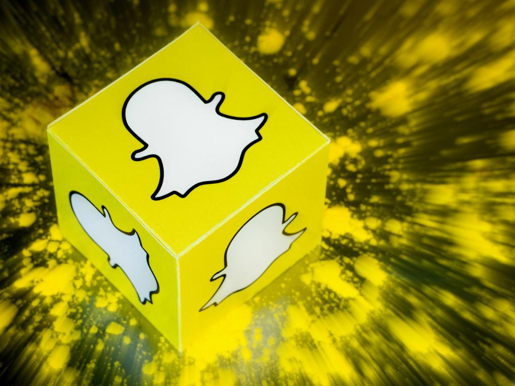 Snapchat à l'assaut de Wall Street