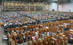 Amazon : 1 500 embauches en France, 15 000 en Europe