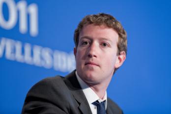 Facebook : Mark Zuckerberg se confie auprès de ses salariés