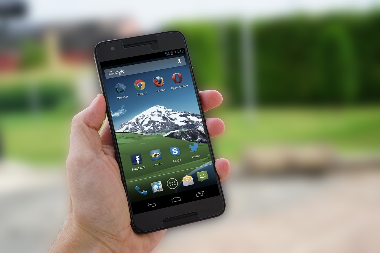 Smartphones : Android sûr de sa domination