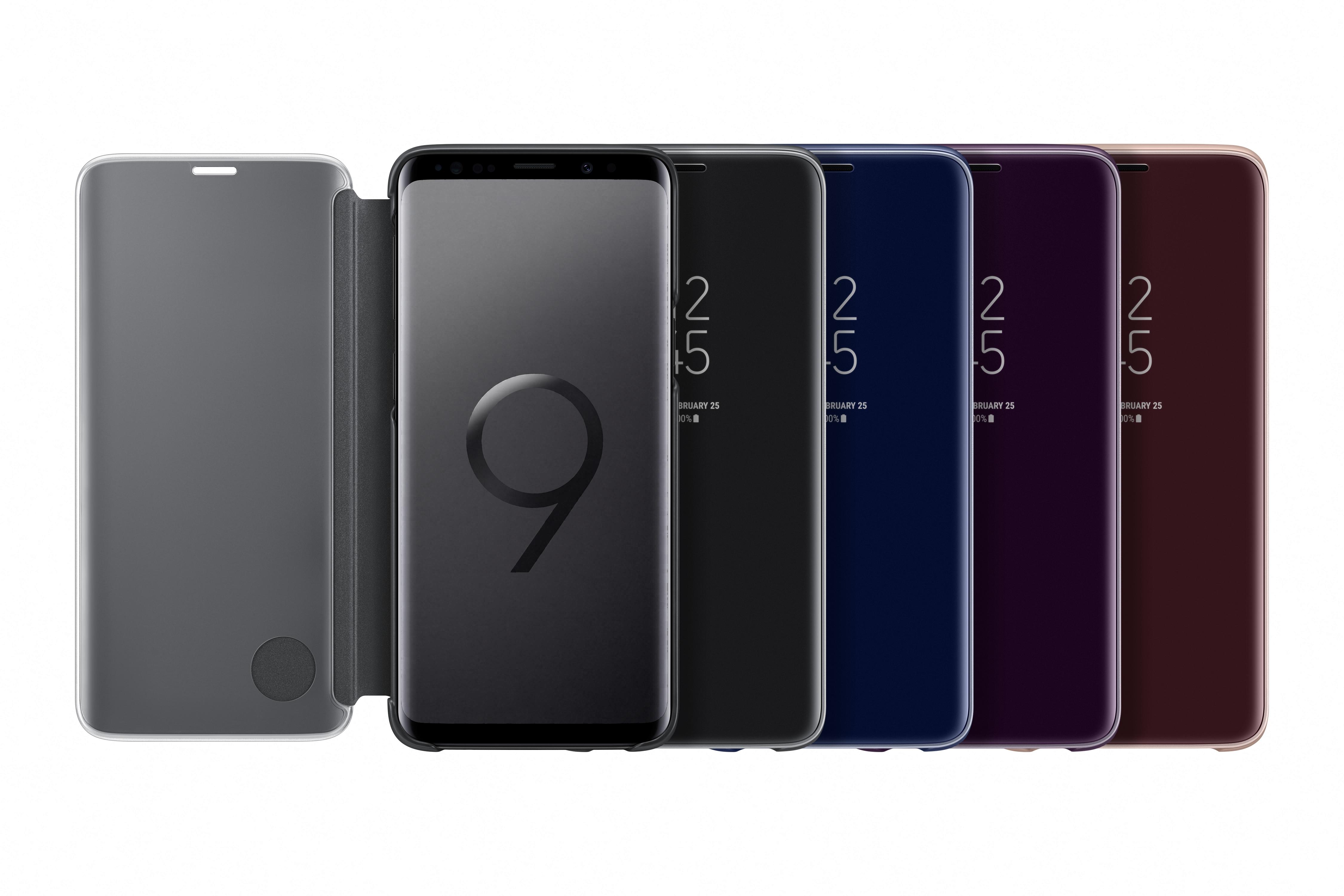 Samsung dévoile deux nouveaux smartphones haut de gamme