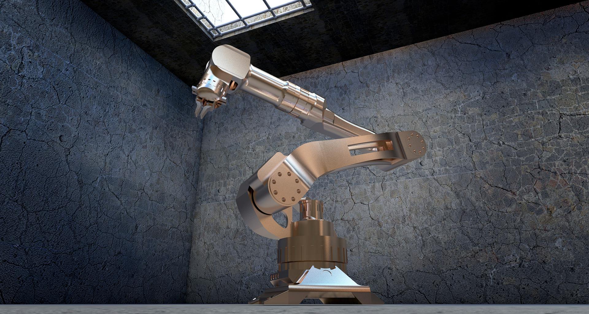 Robotique : un marché estimé à 90 milliards d'euros d'ici dix ans
