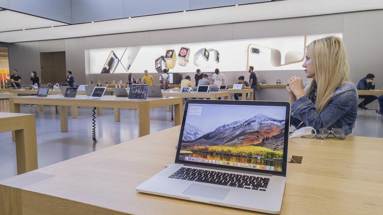 Apple ferme ses magasins en Chine jusqu'au 9 février