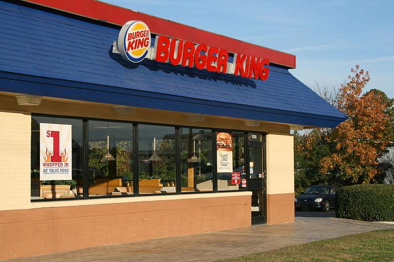 Burger King entame son grand retour en France après quinze ans d'absence.