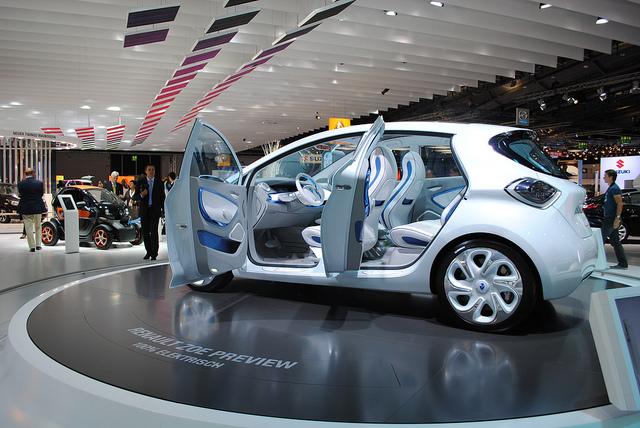 Renault-Nissan rate le coche de la voiture électrique