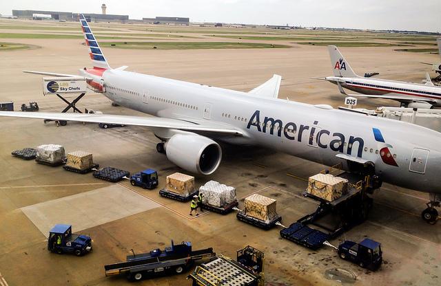 American Airlines fait désormais partie des 4 grandes compagnies aériennes américaines à se partager le ciel.
