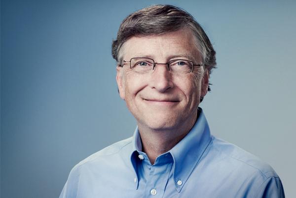 Nombre record de milliardaires dans le monde, Bill Gates à la première place