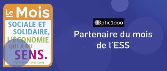 Loi ESS : Optic 2000 se veut chef de file dans la santé