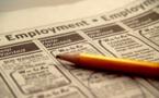 En 2013, selon le Bureau International du Travail, il manquera 40 millions d'emplois