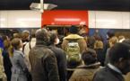 Les cheminots en grève contre la réforme de la SNCF et de RFF