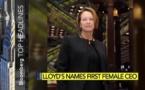 Inga Beale : première femme à la tête de Lloyd's